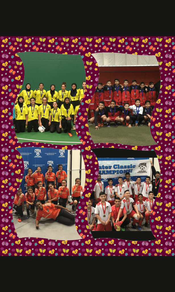 MAC United Teams Bring Home Medals from the 2018 Winter Classic
